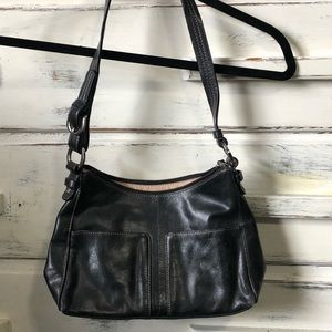 Aurielle genuine leather purse EC